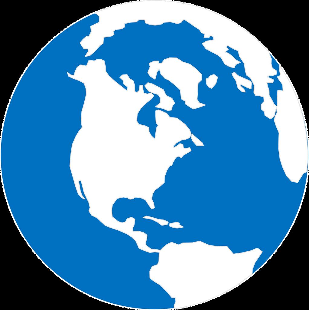 globe, earth, map